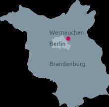 standort Werneuchen bei Berlin